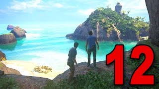 Uncharted 4 Walkthrough - Chapter 12 - At Sea (Playstation 4 Gameplay)