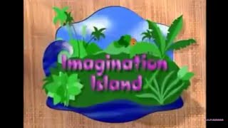 Barney's Imagination Island Play Along 2ND RELEASE