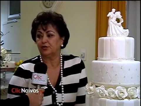 Bolos para Casamentos ClicNoivos .br