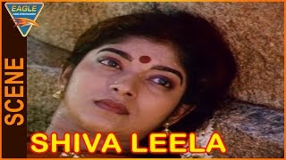 Shiva Leela Hindi Dubbed Movie || Sithara Died Scene || Eagle Hindi Movies