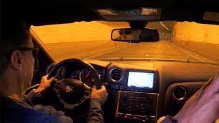 Nissan GTR 800HP! - CRAZY Tunnelrun