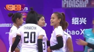 Altay (KAZ) Vs Supreme (THA) - Full Match