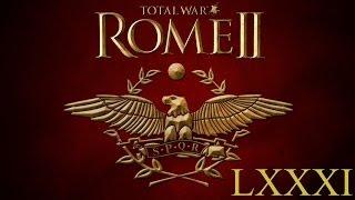 Let's Play Total War Rome 2 - House Julia Part 81