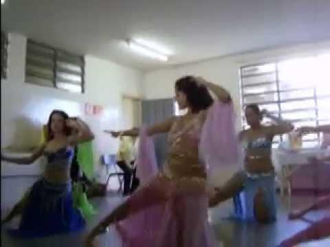 dança do ventre Só Para Mulheres Cornélio Procópio 24 05 08