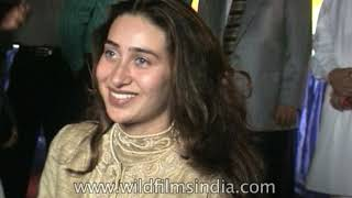 """Karishma Kapoor: """"I think the music of 'Jaanwar' is very passionate and different"""""""