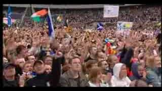 The Proclaimers 500 Miles (live 8)