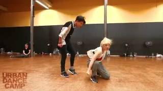 Cocaine - Robin Thicke / Koharu Sugawara ft Yuki Shibuya Choreography / URBAN DANCE CAMP