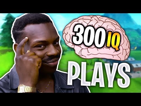 11 minutes of the SMARTEST plays I ve ever seen in Fortnite
