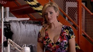 Coronation Street - Beth Gets An Eyeful of Eva's cleavage