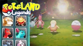 POKELAND LEGENDS - Enter Monster Myst (Advanced)