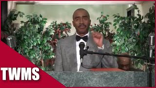 Pastor Gino Jennings - There's A Fire COMING