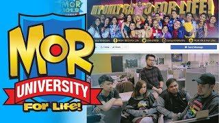 MOR University Episode 9: May forever sa radyo at social media?