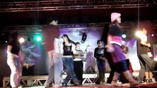 CATAGUASES :Coreografia do Conad 2007
