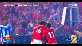 افضل 10 اهداف في تاريخ النادي الاهلي 2015