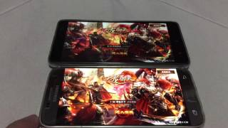 Samsung S7 vs Xiaomi redmi note 3 snapdragon 650 A Few Gaming Tests