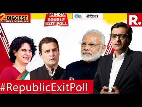 Did The Opposition Undermine The Modi Wave Double Exit Poll With Arnab Goswami
