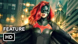 "DCTV Elseworlds Crossover ""Batwoman Begins"" Featurette (HD)"
