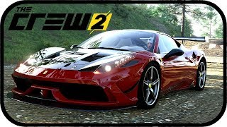 The Crew 2 - Langstreckenrennen Mit Dem Ferrari 458 Spezial #014 - The Crew 2 Gameplay Deutsch