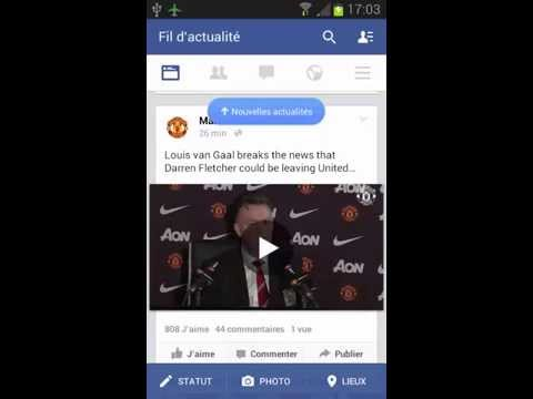 How to download video from facebook mobile (Android)