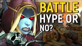 TOO VAGUE? 17 Reasons To Be Hyped & Worried   WoW: Battle for Azeroth