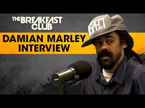 Damian Marley On Showing Jay Z Around Jamaica Investing In Dispensaries New Music & More