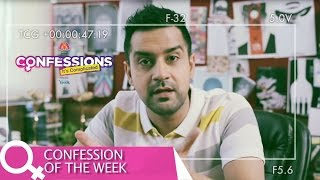 Confession of the Week 08 | Arjun Shankar