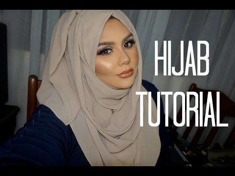 Hijab Tutorial   Loose Hijab