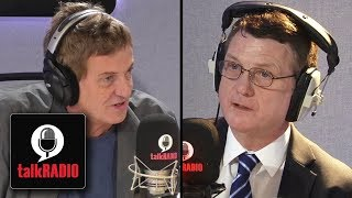 UKIP leader Gerard Batten defends appointment of Tommy Robinson   Matthew Wright