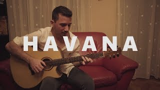 Camila Cabello - Havana - Fingerstyle Guitar Cover