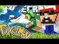 Minecraft | Pixelmon | Dusk Balls Vs Kyogre!! [24]