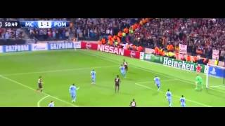 Francesco Totti vs Manchester City 1/10/2014