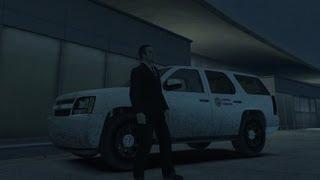 GTA IV:LCPD Mod - حرامي السيارات : مود الشرطة 8# - جمس المطار
