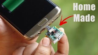 How to Make a Tiny Key Chain Power Bank At Home