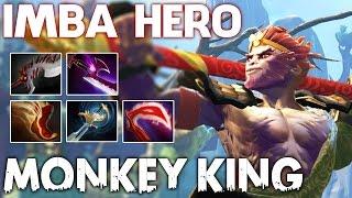 Dota 2 Patch 7.00 Monkey King Gameplay - New Imba Hero - Highlights
