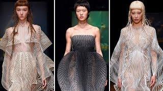 Iris Van Herpen Collection Fall Winter 2017 | Paris Haute Couture Fashion Week