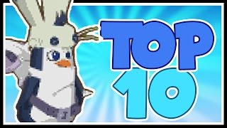 Top 10 Coolest Non Member Items in Animal Jam
