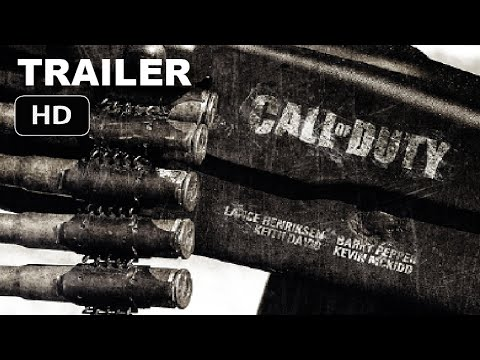 Call of Duty Movie Trailer 1 2017 Movie HD Fanmade