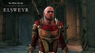 The Elder Scrolls Online: Elsweyr — Alfred Molina as Abnur Tharn