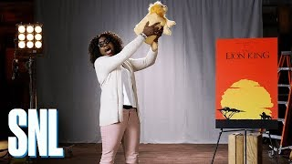 Lion King Auditions - SNL