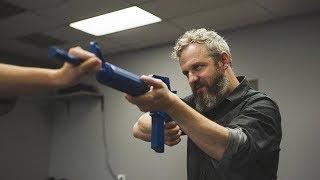 Krav Maga vs. Assault Rifle