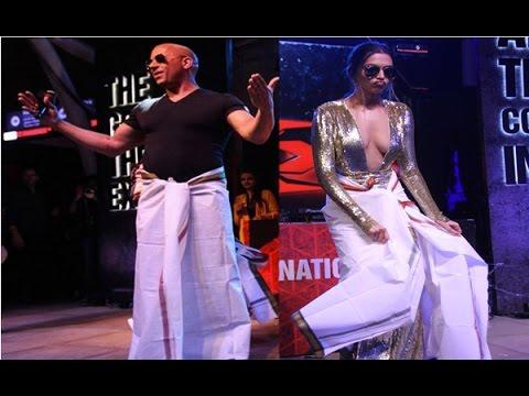 Xxx Mp4 LUNGI DANCE Deepika Padukone Vin Diesel S XXx Return Of Xander Cage Premiere 3gp Sex