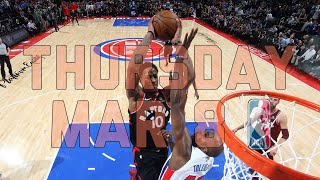 NBA Daily Show: Mar. 8 - The Starters