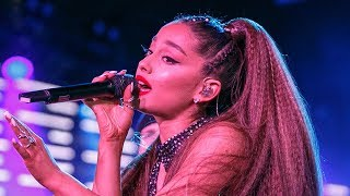"Ariana Grande Performs NEW SONG ""The Light is Coming"" at Wango Tango 2018"