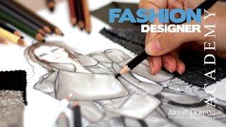 Corso di Formazione per Stilista Di Moda e Fashion Designer | AreaDomani