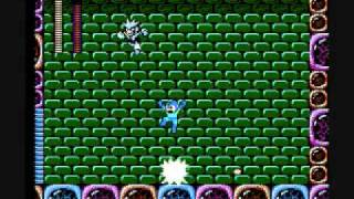 Mega Man 3 - Gemini Man Perfect Run
