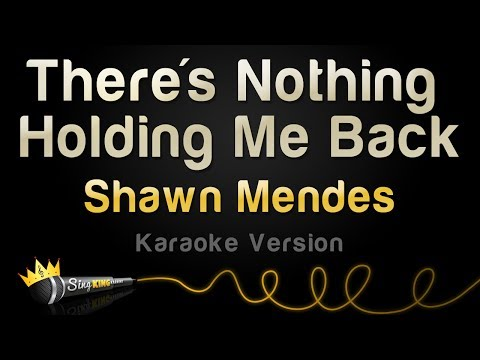 Xxx Mp4 Shawn Mendes There S Nothing Holding Me Back Karaoke Version 3gp Sex