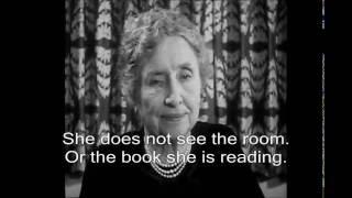 Captioned - Helen Keller Speaks Out