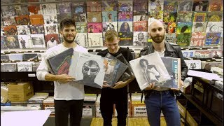 X Ambassadors are spoilt for choice on this shopping trip | The LP Spree