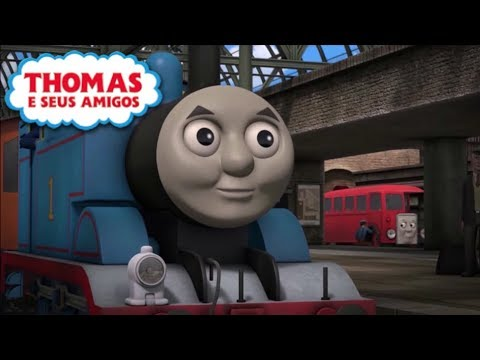 Thomas e Seus Amigos O Melhor de Thomas Compilação