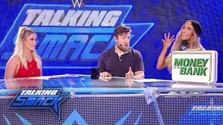 Carmella gloats after her Money in the Bank victory: WWE Talking Smack, June 27, 2017 (WWE Network)
